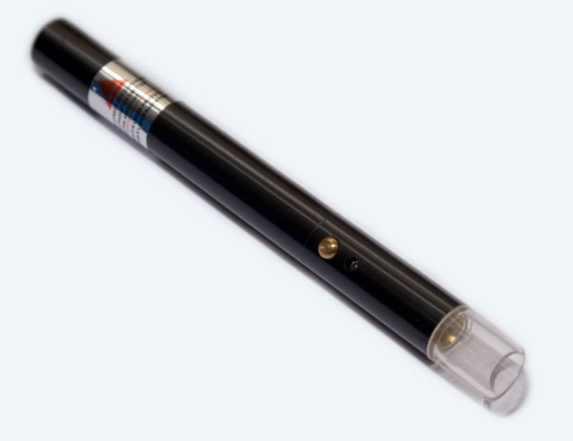 980 nanometer infra-red laser pen